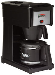 Bunn GRX-B 10 Cup Home Pourover Coffee Maker