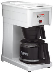 Bunn GRX-W 10 Cup Home Pourover Coffee Maker