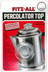 Fitz-All Percolator Top