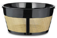 One All BF215 8-12 Cup Basket Permanent Coffee Filter