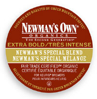 Newmans Own Organics Special Blend Coffee K-Cup