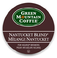 Green Mountain Nantucket Blend Coffee K-Cup