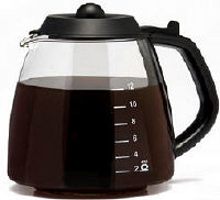 One All GL312 12 Cup Millennium Style Universal Replacement Decanter