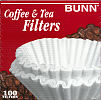 Bunn BCF-100B Coffee Filters