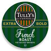 Tullys French Roast Coffee K-Cup