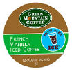 Green Mountain French Vanilla Iced Coffee K-Cup